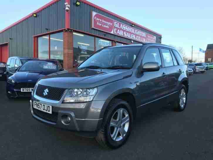 2007 Suzuki Grand Vitara 2.0 16v 5dr 1 LADY OWNER 10 SERVICE STAMPS 5 d