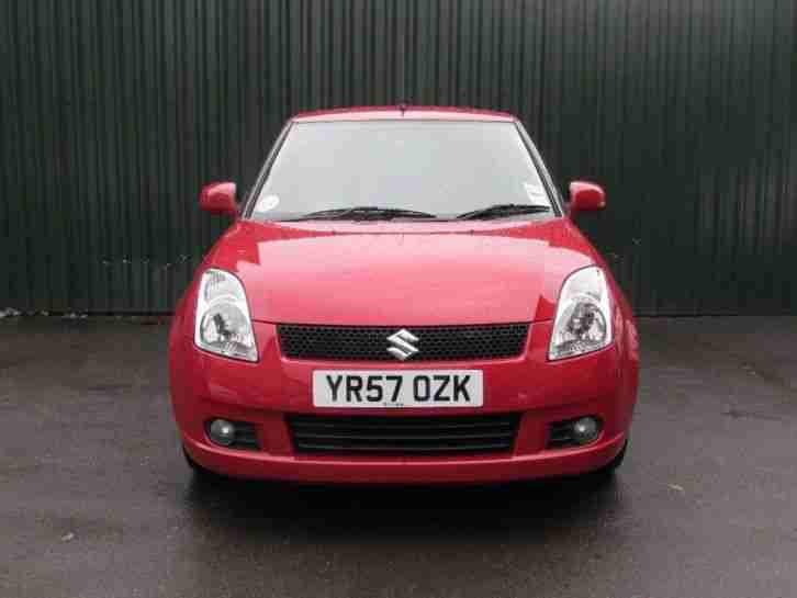suzuki 2007 swift 1 5 glx 3dr car for sale. Black Bedroom Furniture Sets. Home Design Ideas