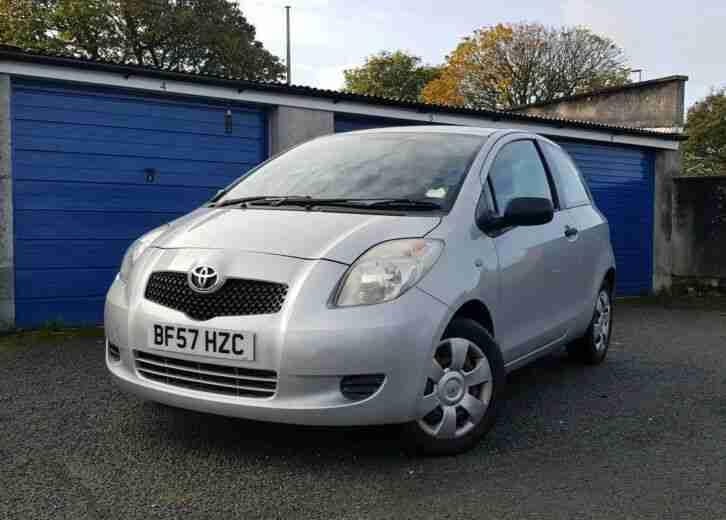 Toyota Yaris. Other car from United Kingdom
