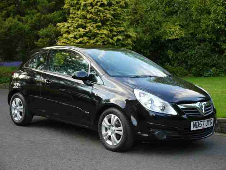 2007 vauxhall corsa 1 3 cdti club 3dr ac car for sale. Black Bedroom Furniture Sets. Home Design Ideas