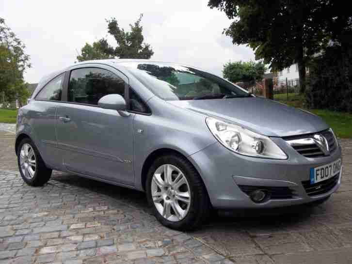 2007 CORSA DESIGN 1.3 CDTI NOT