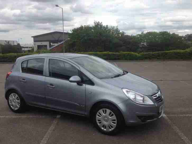 2007 VAUXHALL CORSA VERY CLEAN LOW MILAGE