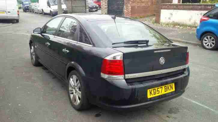 2007 VAUXHALL VECTRA ELITE V6 TURBO BLACK