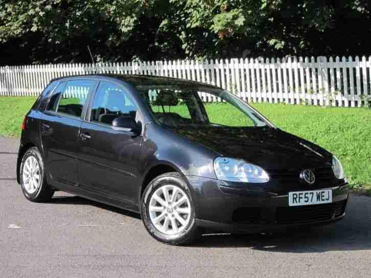 volkswagen 2007 golf 1 6 match fsi 5dr car for sale. Black Bedroom Furniture Sets. Home Design Ideas
