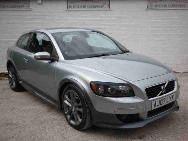 volvo 2007 c30 2 0d se sport low mileage and full service. Black Bedroom Furniture Sets. Home Design Ideas