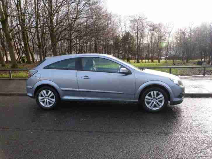 2007 Vauxhall Astra 1.6 SXi 3dr