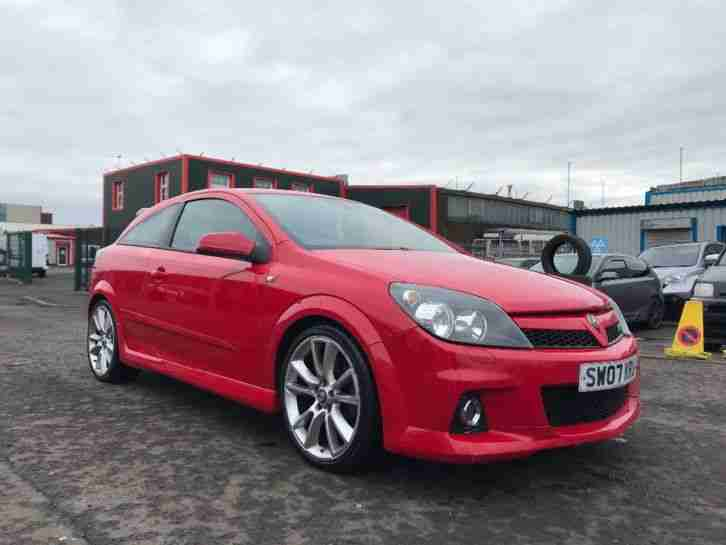 2007 Vauxhall Astra VXR, Low Mileage, 1 Years