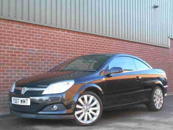 2007 Opel Astra 1.9CDTi Twin Top