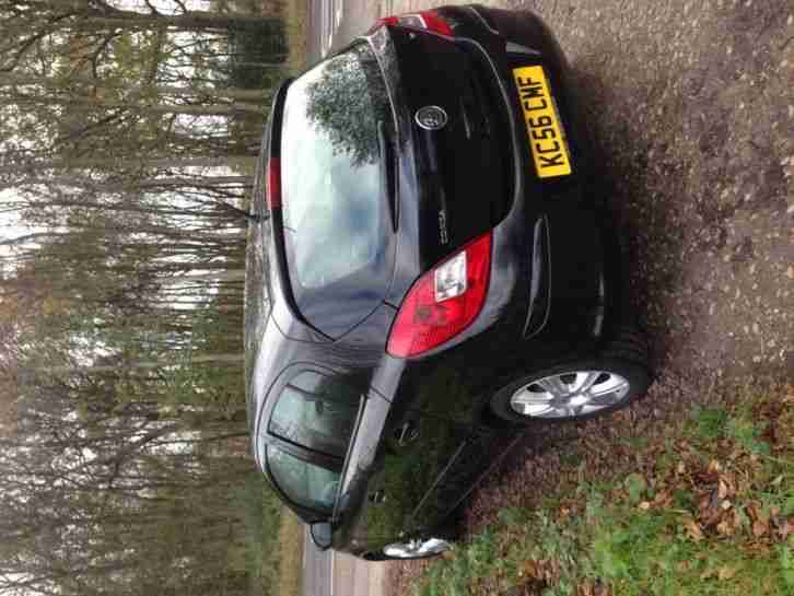 2007 Vauxhall corsa D 5 dr design AC Leather 1.4
