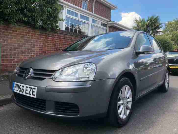 2007 Volkswagen Golf 1.9 TDI Match 5dr