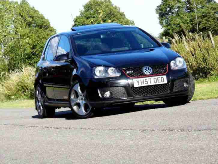 volkswagen 2007 golf 2 0 tfsi gti edition 30 5dr car for sale. Black Bedroom Furniture Sets. Home Design Ideas