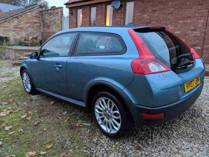 2007 Volvo C30 2.0D SE, FSH, ex condition,