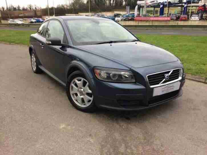 2007 C30 C30 D S Hatchback 1.6 Manual