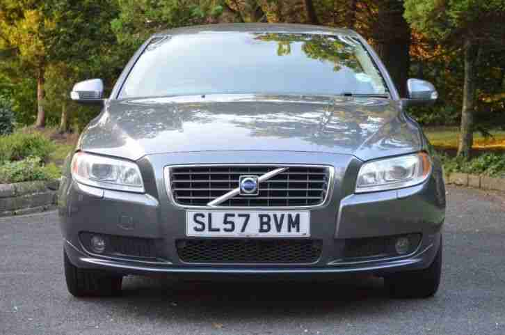 2007 Volvo S80 2.4 D5 SE Lux 4dr Geartronic [185]