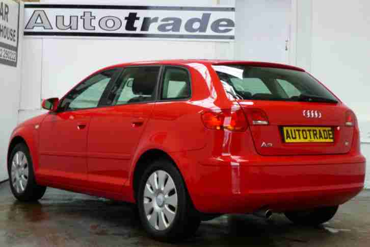 2008 08 Audi A3 1.6 Sportback Petrol Manual for sale in AYR
