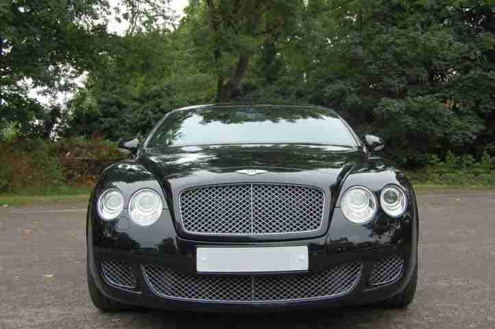 2008/08 Bentley Continental GT Mulliner in Beluga