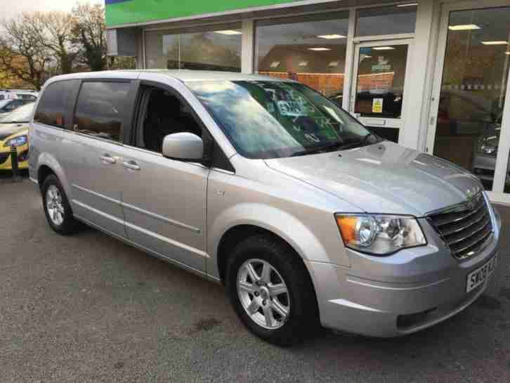 2008 08 GRAND VOYAGER 2.8 CRD