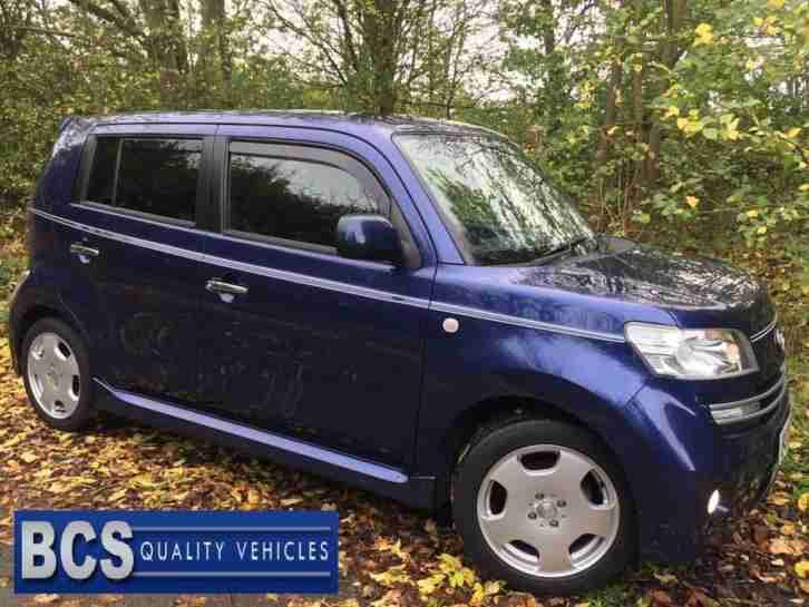 2008 08 Daihatsu Materia 1.5 MPV In Blue LOW MILES