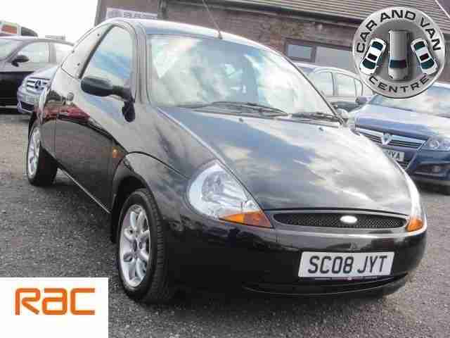 2008 08 FORD KA 1.3 ZETEC CLIMATE CLOTH 3D