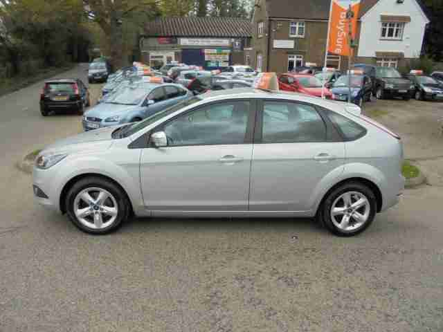 2008(08) Ford Focus Zetec 1.8 MANUAL 5-doors Hatchback