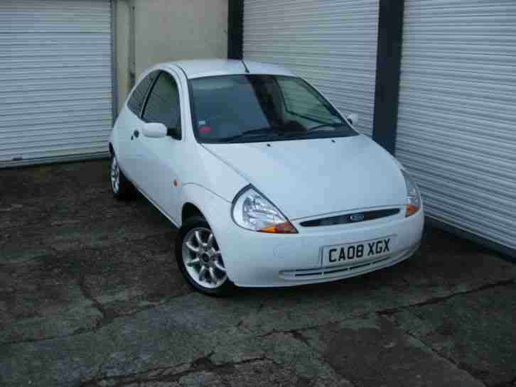 2008 08 Ford Ka 1.3 Zetec Climate High Spec 1 Owner FDSH