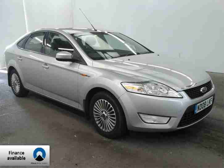2008 (08) Ford Mondeo 2.0 Zetec 5 Door LOW 41K MILES