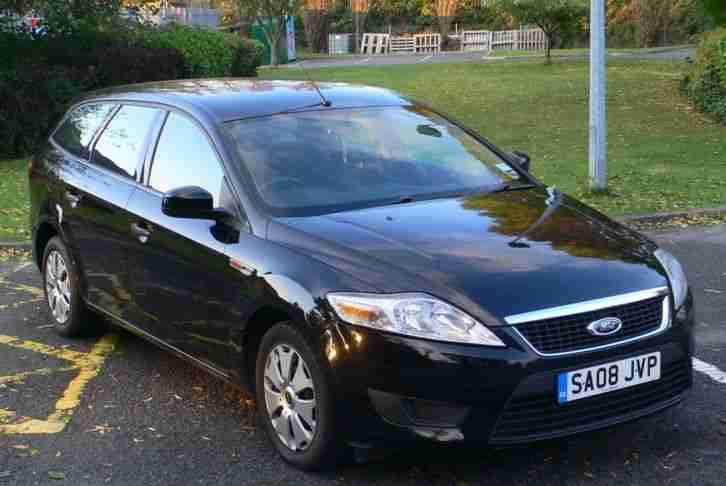 2008 08 Ford Mondeo TDCI Estate Edge Diesel Low Mileage FULL SERVICE HISTORY