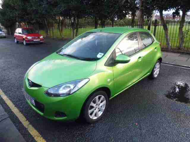 mazda 2008 08 2 1 3 ts2 5d 84 bhp car for sale. Black Bedroom Furniture Sets. Home Design Ideas