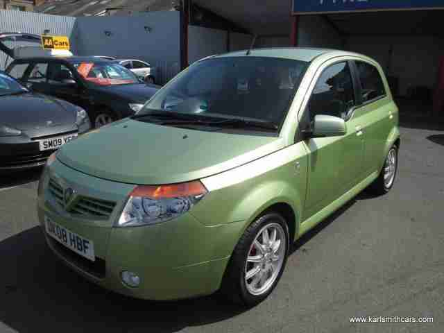 2008 (08) SAVVY 1.1 STYLE 5DR Manual