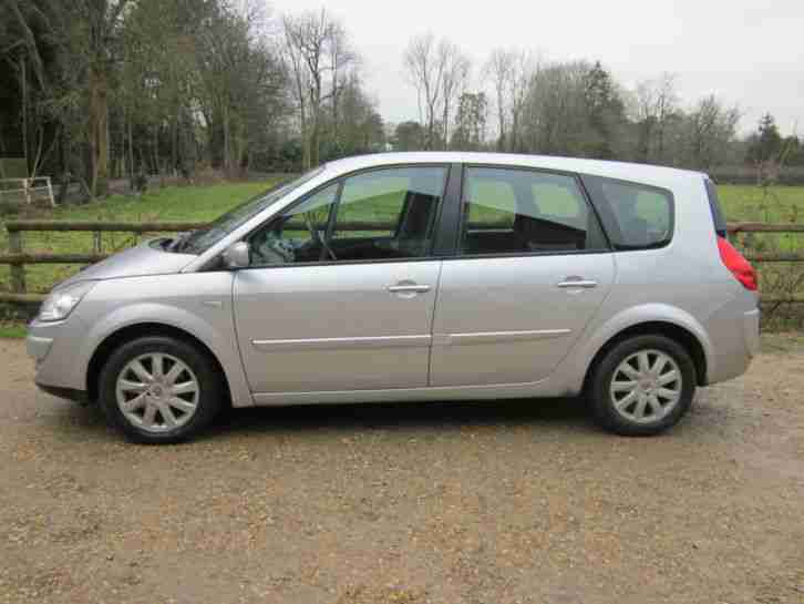 2008 '08 Renault Grand Scenic 1.5dCi 106 ( 7st ) Dynamique S