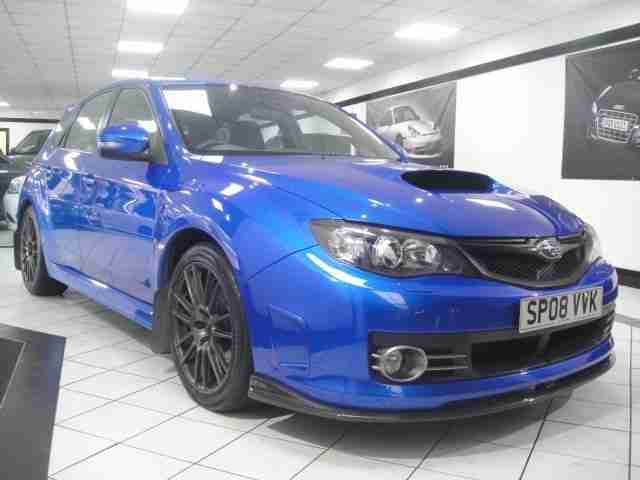 subaru 2008 08 impreza 2 5 wrx sti 360 bhp car for sale. Black Bedroom Furniture Sets. Home Design Ideas