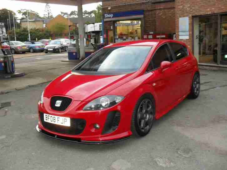 seat 2008 08 leon 2 0tdi fr550 btcc k1 bodykit car for sale. Black Bedroom Furniture Sets. Home Design Ideas