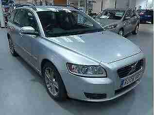 2008 08 V50 2.4 D5 Geartronic SE Estate