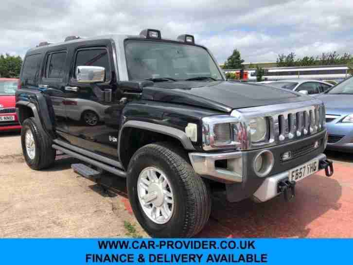 2008 57 HUMMER H3 2008 57 3.7 LUXURY AUTO 4X4 ESTATE LHD LEFT HAND DRIVE