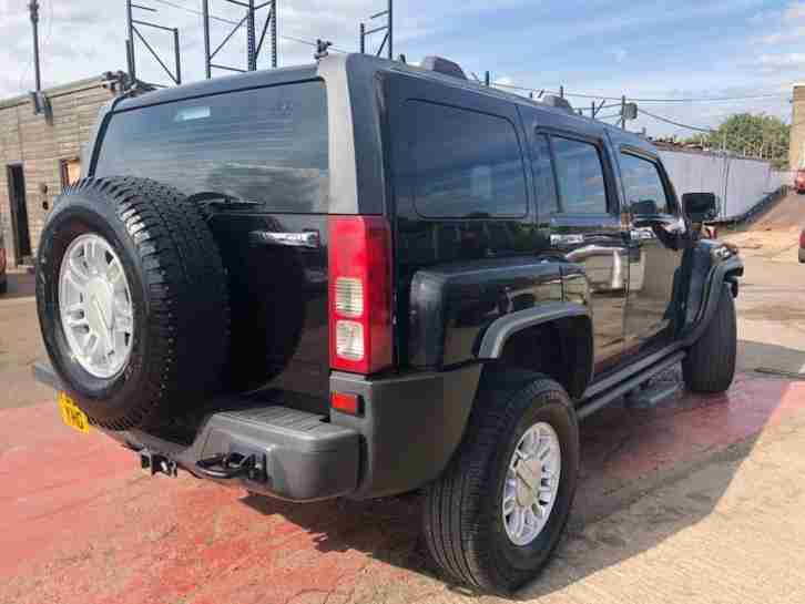 2008 57 HUMMER H3 2008 57 3.7 LUXURY AUTO 4X4 ESTATE-LHD LEFT HAND DRIVE