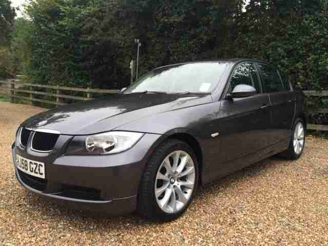 2008 58 BMW 3 SERIES 2.0 320I EDITION ES 4D 168 BHP