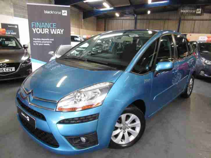 2008 58 C4 PICASSO 1.6 VTR PLUS HDI