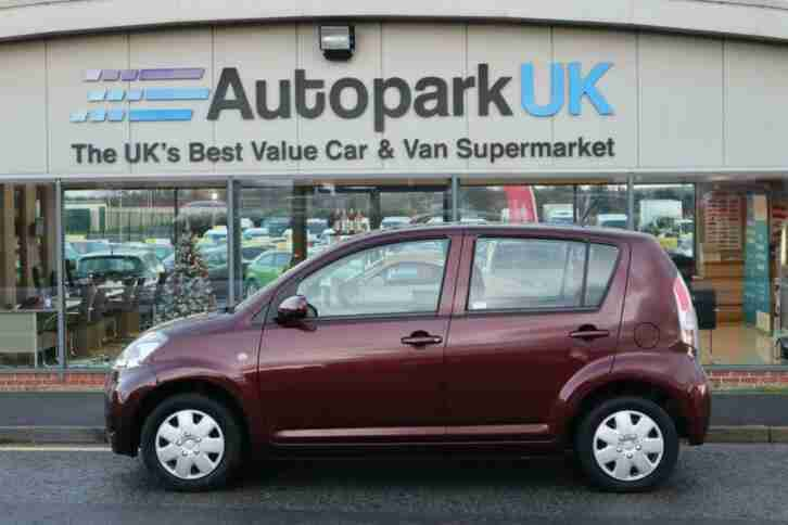 Daihatsu 58. Daihatsu car from United Kingdom