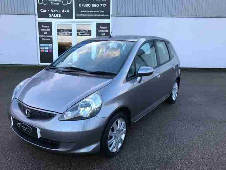 2008 58 JAZZ 1.4 SE PETROL LOW MILES