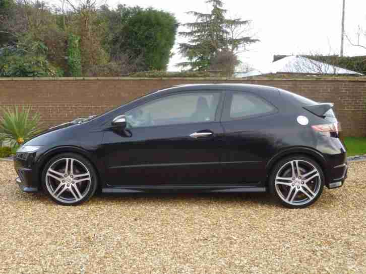"2008 58, Honda Civic 2.0i-VTEC Type R Hatchback ++ 18"" DIAMOND ALLOYS"