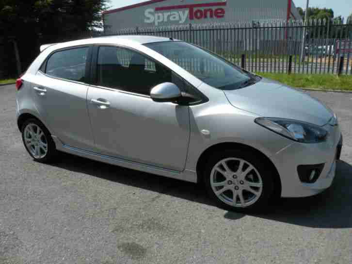 Mazda 2008 58 2 Sport 1 5cc Damaged Repairable Salvage Car For Sale
