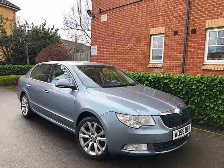 2008 58 REG Skoda Superb 1.9 TDI PD SE 5dr HPI CLEAR