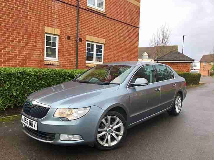 "2008 58 REG Skoda Superb 1.9 TDI PD SE 5dr "" HPI CLEAR """