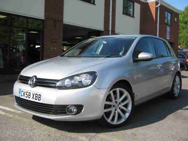 2008 58 Reg VW Golf 2.0 GT TDI 140,NEW