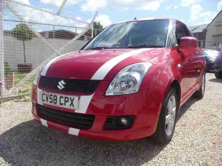 suzuki 2008 58 swift 1 5 glx 3d 90 bhp car for sale. Black Bedroom Furniture Sets. Home Design Ideas
