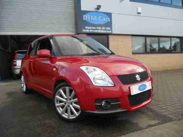 2008 (58) SUZUKI SWIFT SPORT, LOW MILEAGE,READY TO DRIVE AWAY