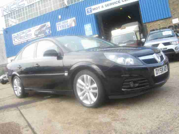 2008 58 VAUXHALL VECTRA 1.9 CDTi SRI 150 SAT NAV LOW RATE FINANCE AVAILABLE