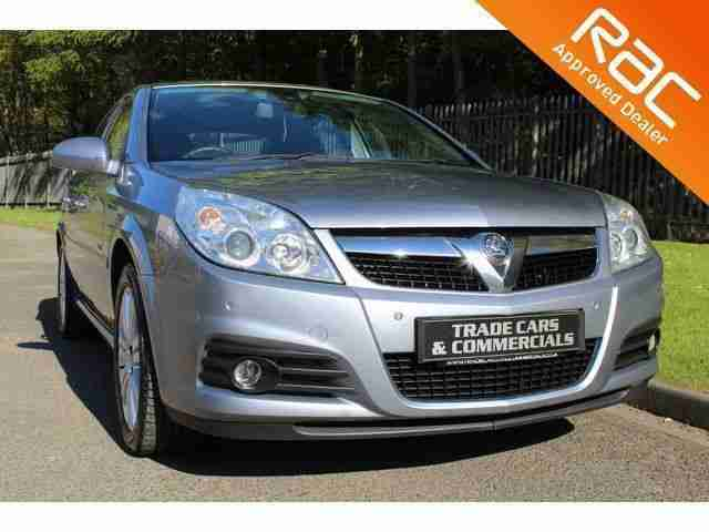 2008 58 VAUXHALL VECTRA 2.2 ELITE 16V 5D 155
