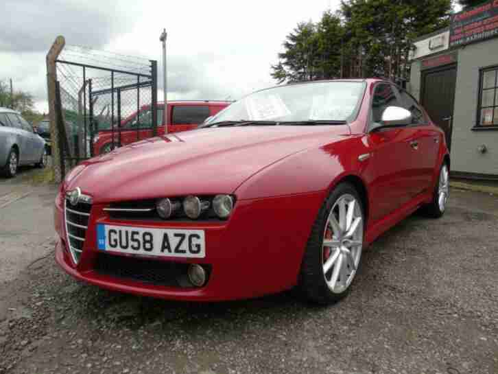 2008 Alfa Romeo 159 1.9 JTDM 16V TI 4dr, 12 months mot,Warranty,Px welcome,Lo