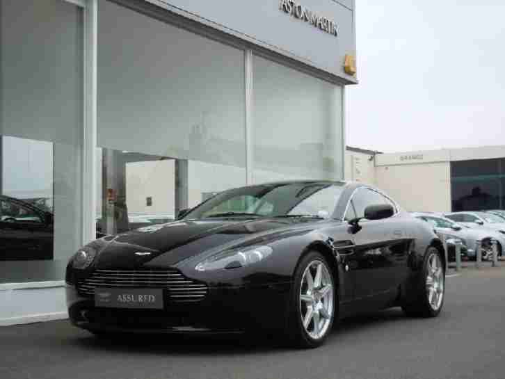 2008 Aston Martin V8 2dr Sportshift Automatic Petrol Coupe